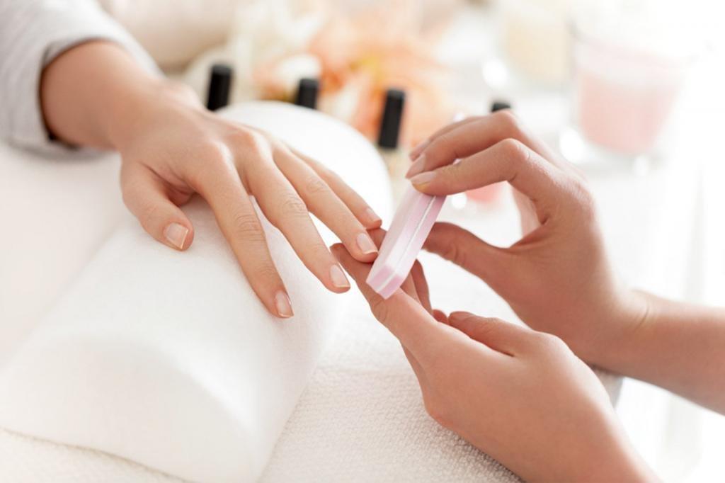 подготовка ногтей к маникюру