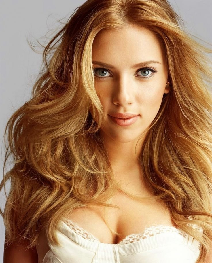 светло-золотистый блонд