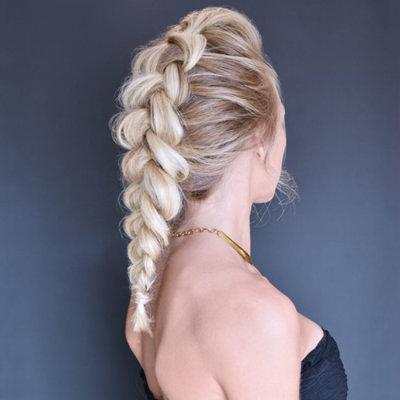 Как заплести волосы: виды причесок с косами, техника выполнения