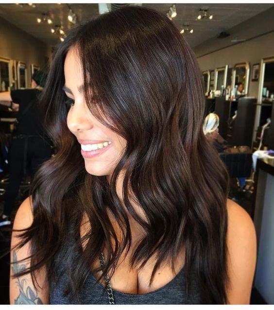 Волосы после окраски