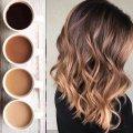 Красивый цвет капучино: фото, инструкция по окрашиванию, кому подойдет