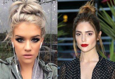 Красивые укладки на средние волосы: варианты и правила