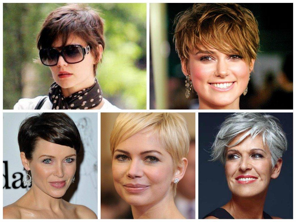 Градуированная стрижка на коротких волосах покорила все возрасты