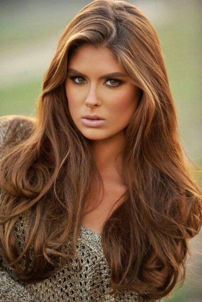 Покраска русых волос: варианты, выбор оттенка, советы