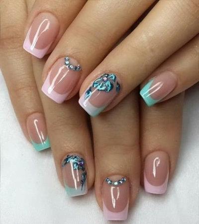 Свадебный дизайн ногтей: варианты красивого маникюра, советы, фото