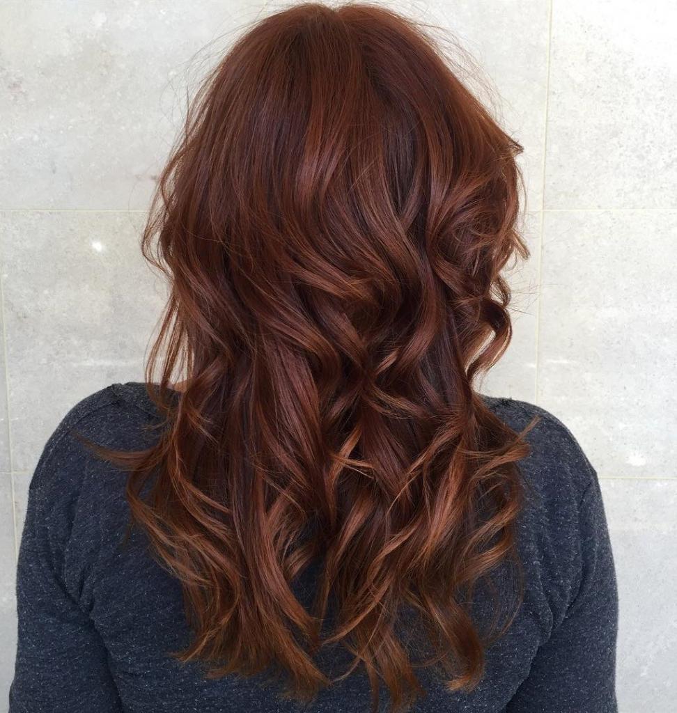 цвет волос палисандр кому идет