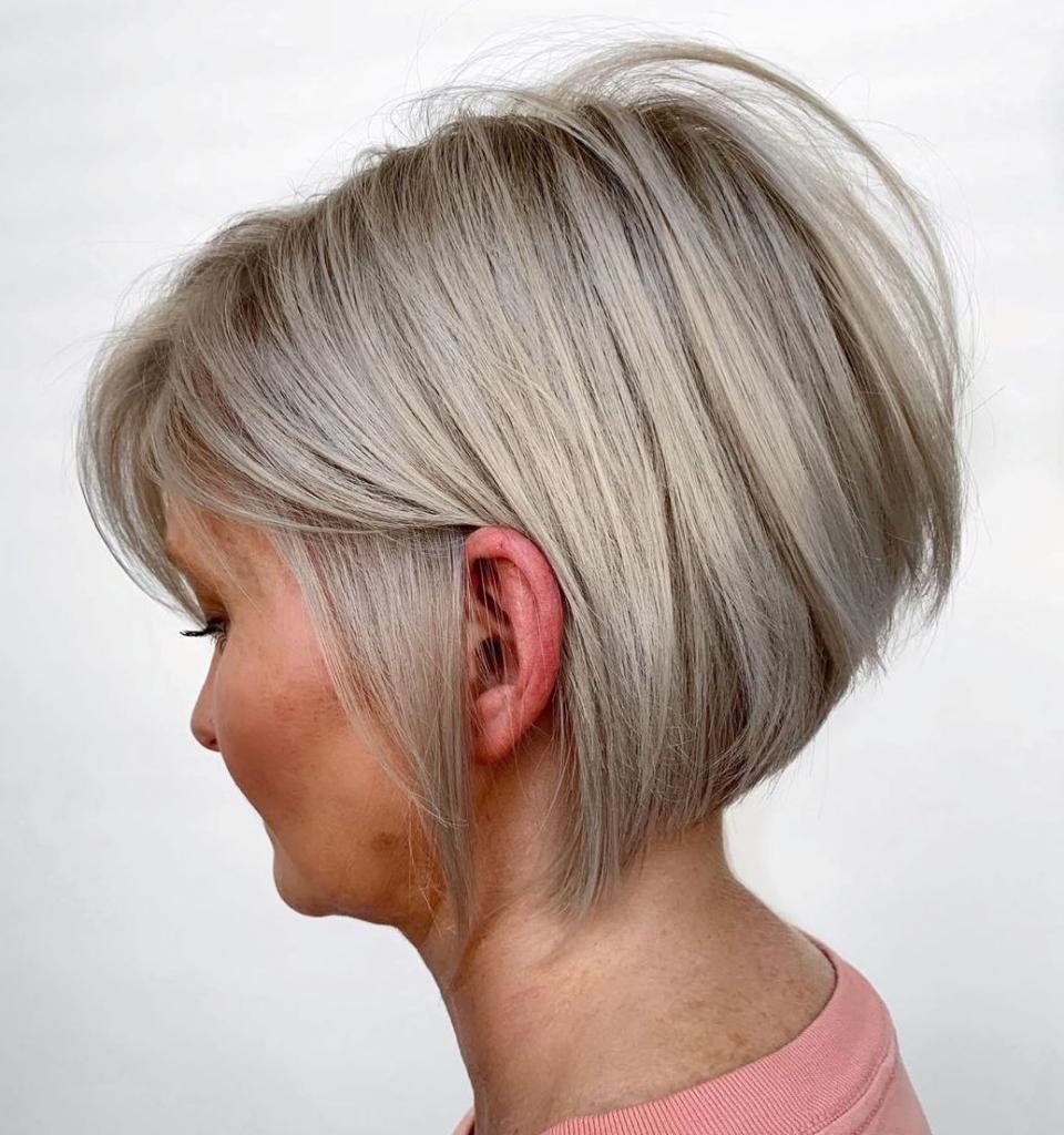 как покрасить волосы седые