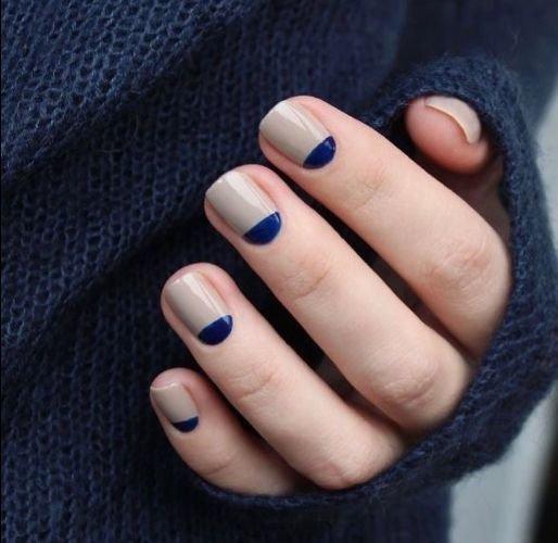 лунки на ногтях как делать