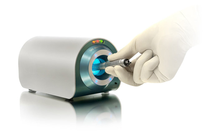 Стерилизация и дезинфекция маникюрных инструментов