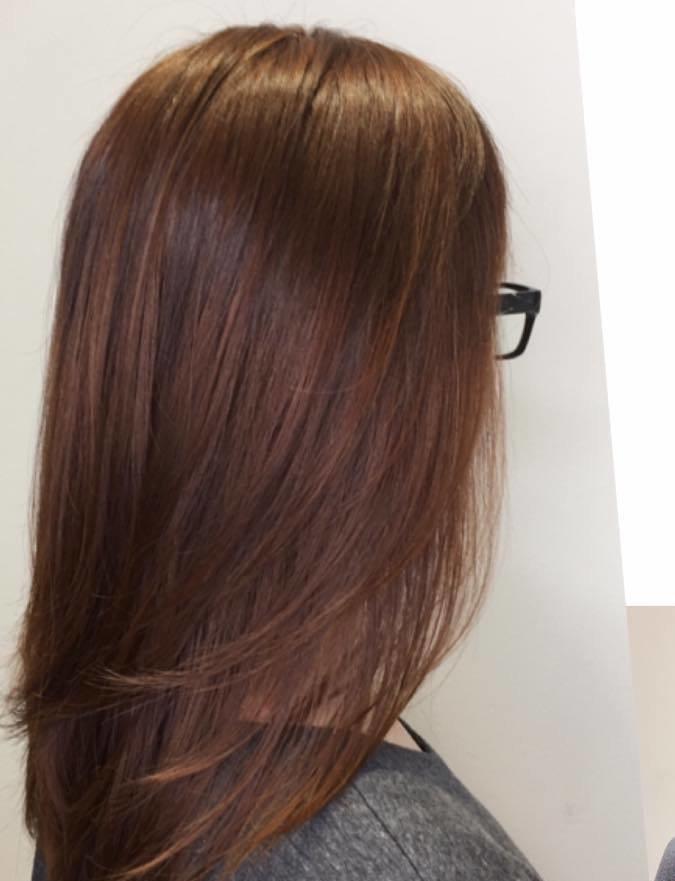 цвет волос светлый шатен пепельный