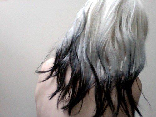как сделать двойное окрашивание волос