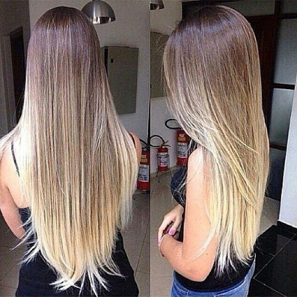 Шатуш окрашивание волос фото