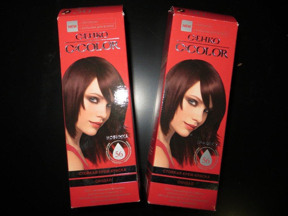 c ehko краска для волос