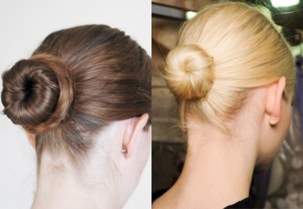как укладывать волосы до плеч