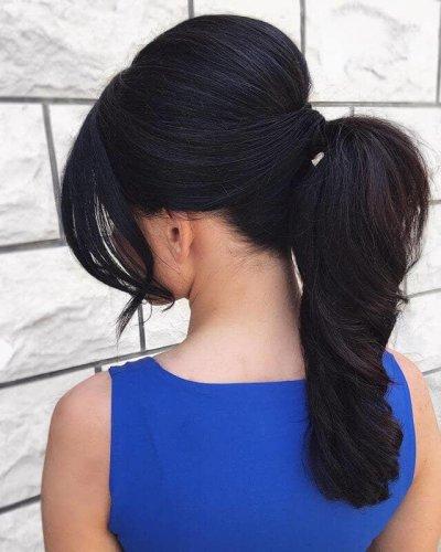 Укладка волос на волосы до плеч: идеи, способы, техника выполнения