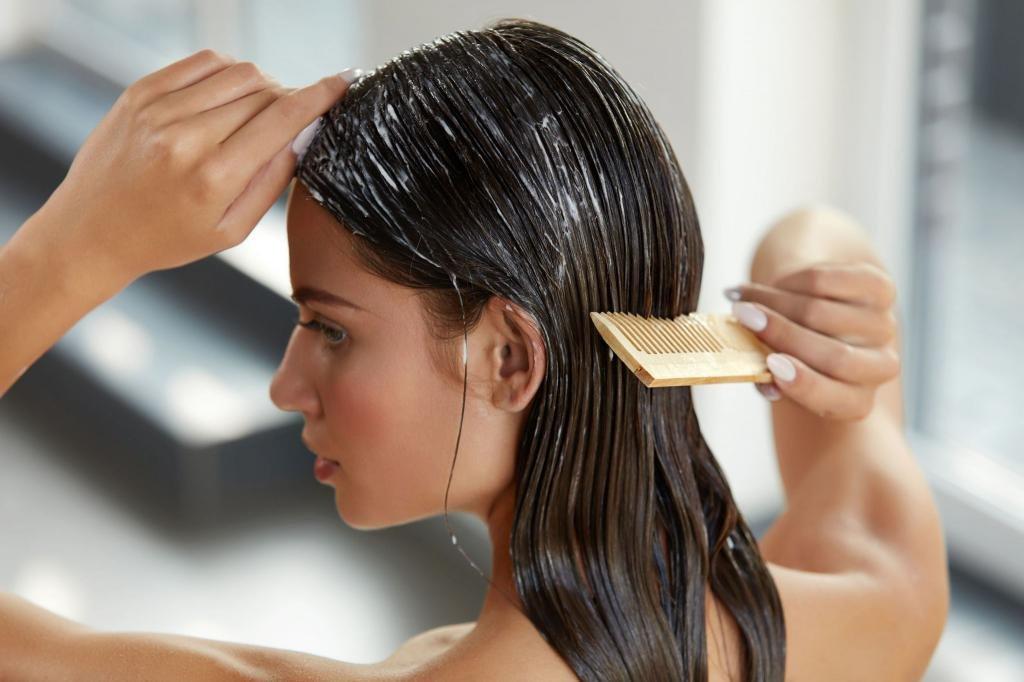 Градиент цвет волос