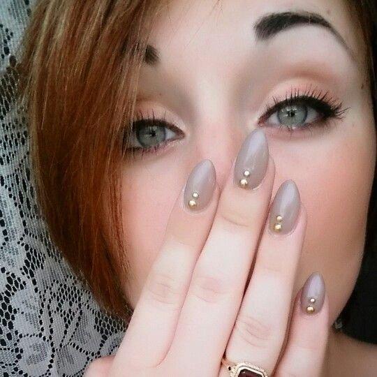 Овальные ногти