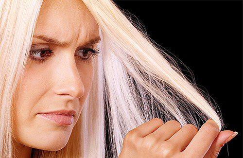 проблемы после окрашивания волос