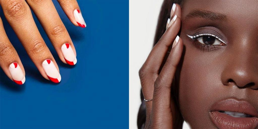 модные тенденции ногтевого дизайна