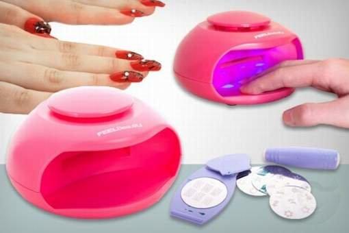 Что такое стемпинг для ногтей?