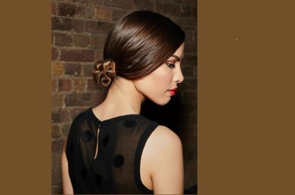 орехово каштановый цвет волос фото