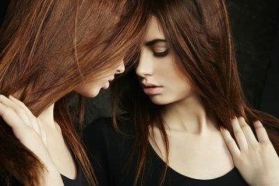 Орехово-каштановый цвет волос: советы по выбору краски, фото до и после окрашивания