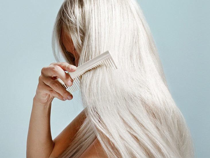перекись водорода 3 для осветления волос