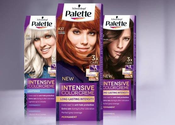 Краска для волос Palette