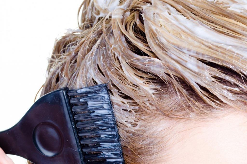 Как сделать белый цвет волос без желтизны?