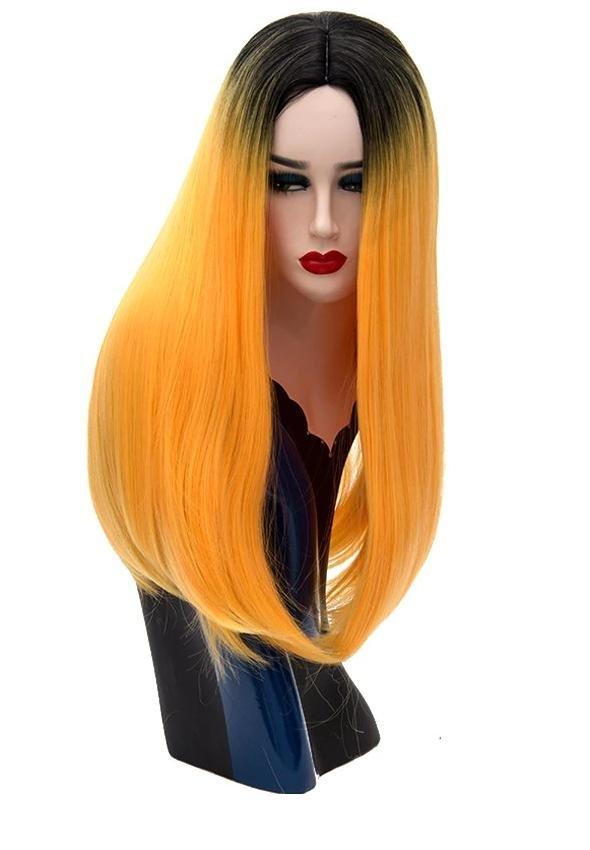 Желто-оранжевый цвет