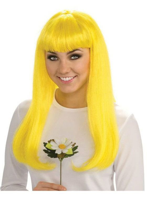 Радикально-желтый цвет