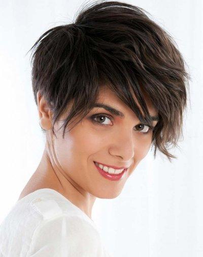Как уложить короткие волосы в домашних условиях: способы и средства, советы стилиста с фото