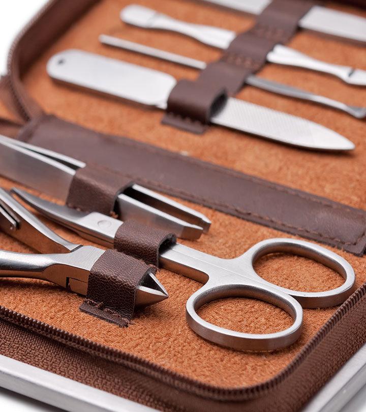 чем обрабатывать инструменты для маникюра