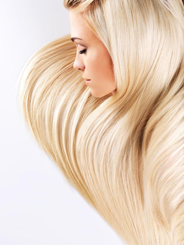 Лучший шампунь для осветленных волос.