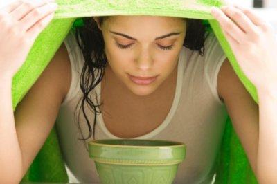 ❶ Как делать паровые ванночки