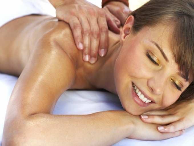 Как делать профессиональный массаж
