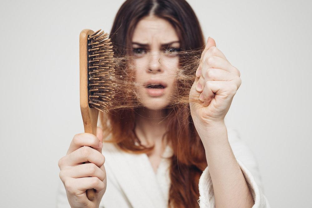 Горчичные маски против выпадения волос