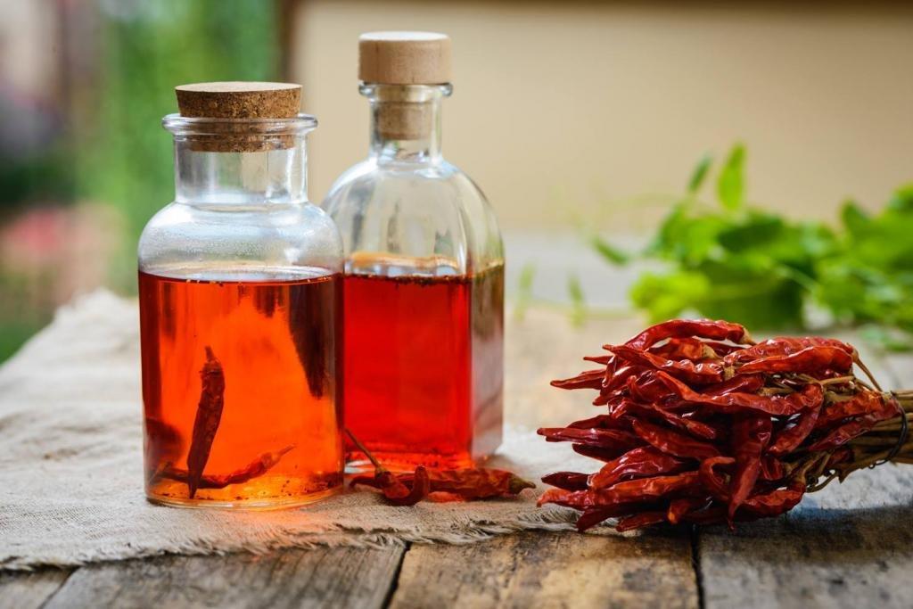 Спиртовая настойка красного перца