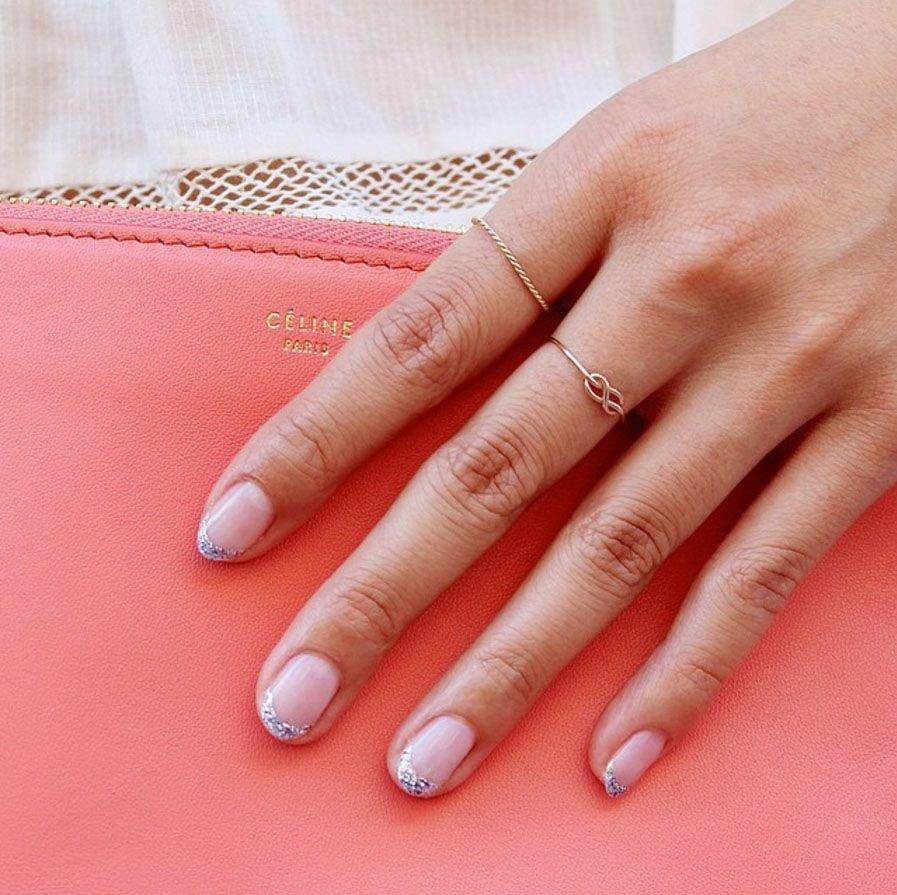 Стильные ногти леди
