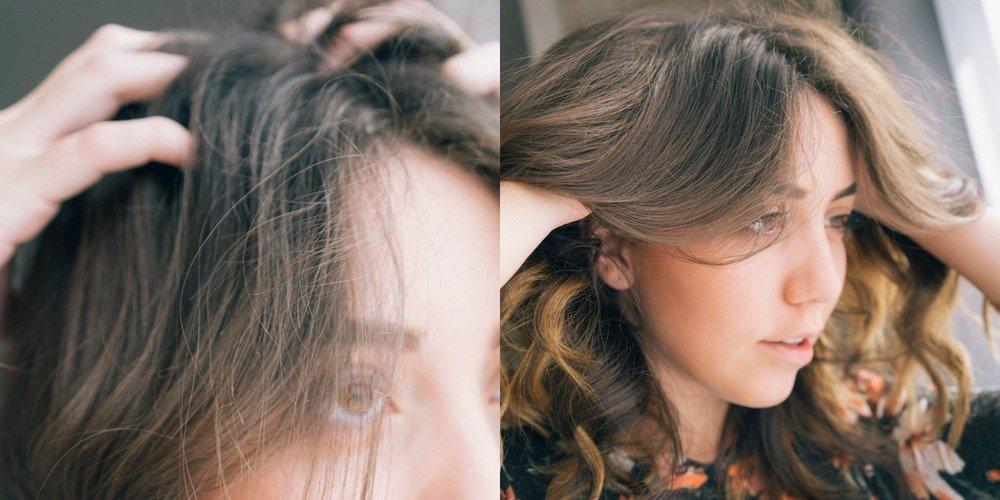 Как пользоваться пудрой для объема волос