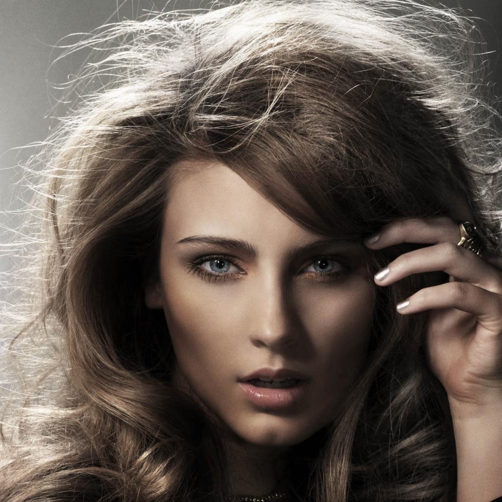 Как красиво укладывать волосы