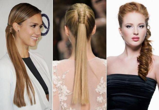фото укладок на длинные волосы