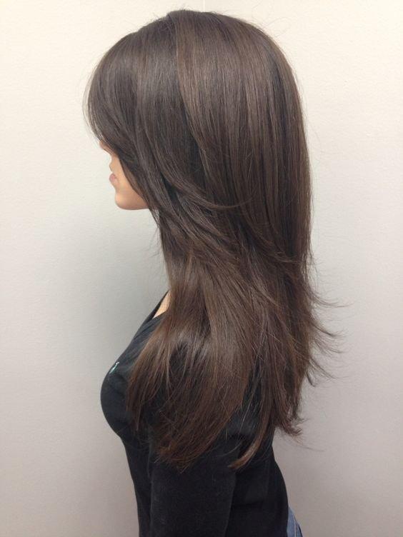 укладка на длинные волосы фото с объемом