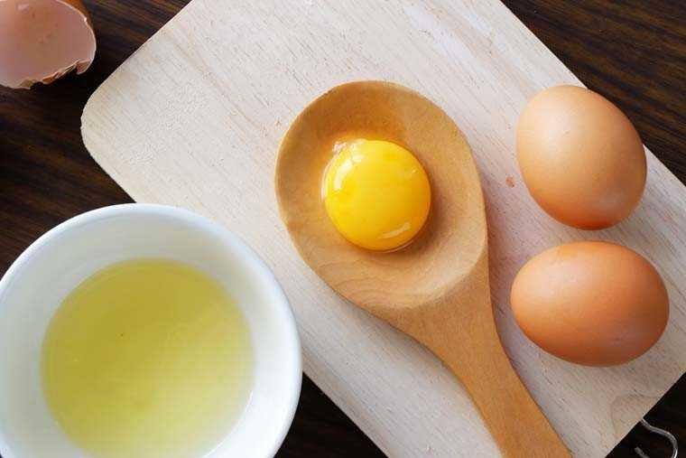 яичный шампунь своими руками рецепты