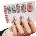 Геометрический дизайн ногтей: модные новинки, идеи, фото