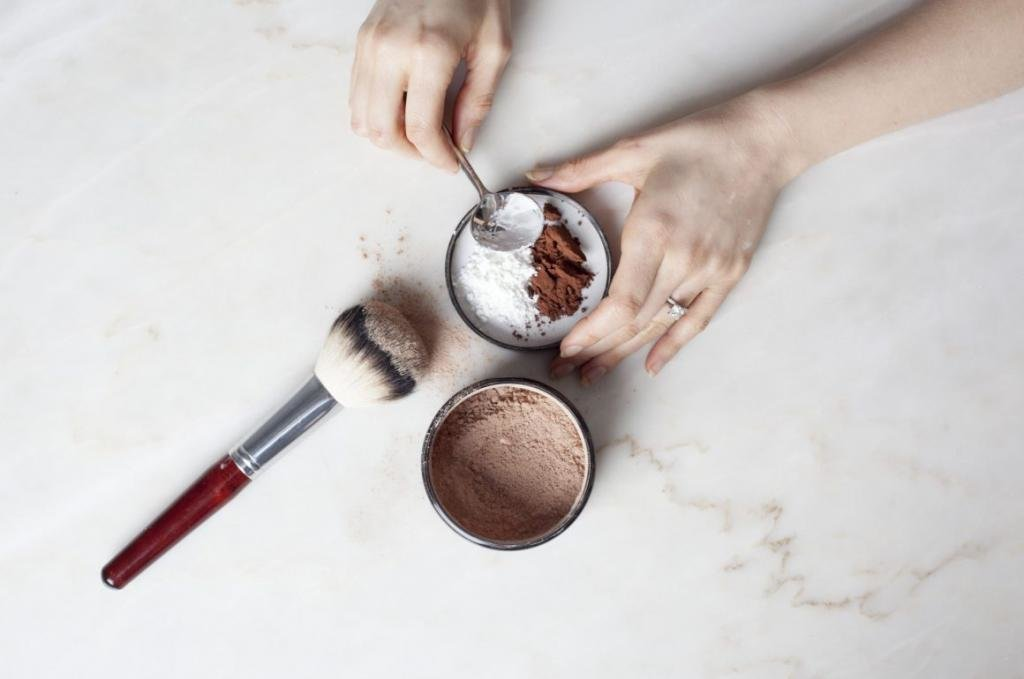 сухой шампунь из какао
