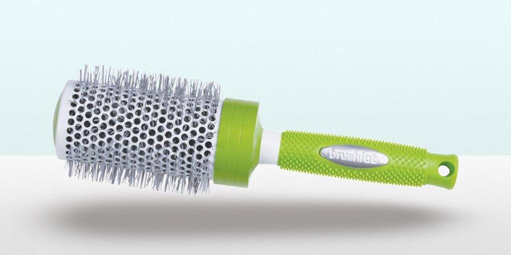 расческа для укладки длинных волос