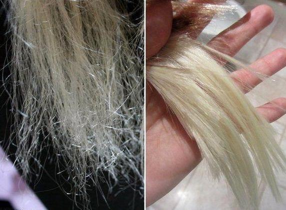 Маска для волос для очень поврежденных волос