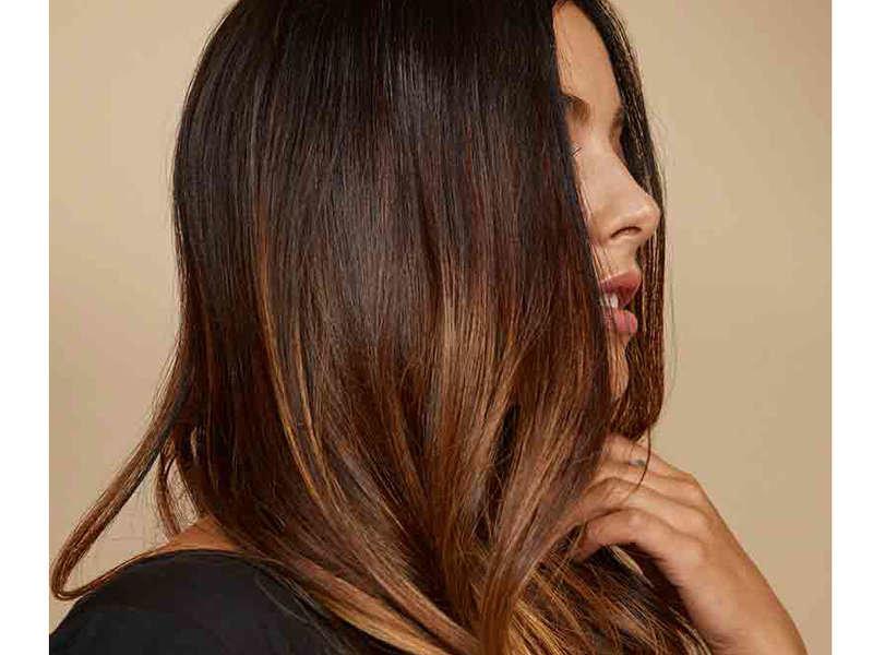 оттеночные шампуни для русых волос