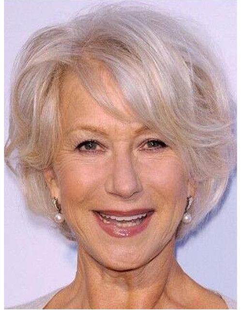 стрижки женщинам за 60 лет которые молодят